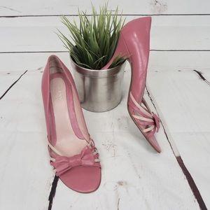 Guess Open-Toe Heels